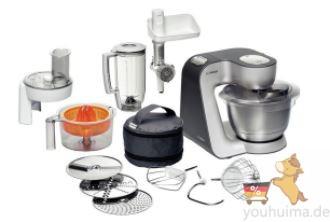德国Bosch多功能厨房料理机折后仅219欧