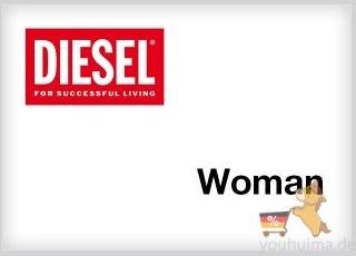 意大利潮牌Diesel女装及包包三折起!