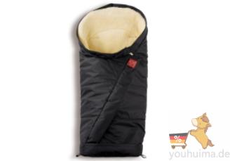 德国评测最好的Kaiser婴幼儿羊绒睡袋