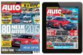 车友不能错过的Auto德国汽车杂志