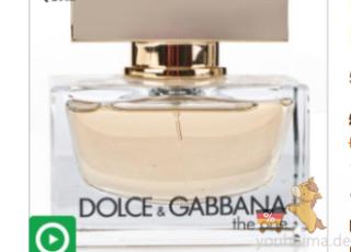 Dolce&Gabbana折后只需35,99欧!