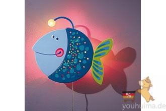 德国Haba儿童卡通房间壁灯送5欧元优惠码