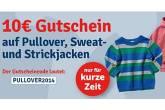 欧款童装夹克折后再送10欧元优惠码
