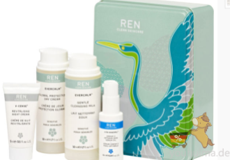 Ren敏感性肌肤礼盒装折后只需33.28欧!