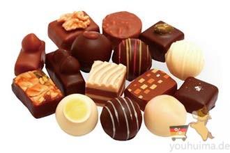 欧洲原装巧克力圣诞来袭