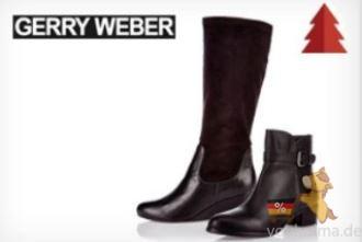 不到70欧就能拥有GERRYWEBER真皮冬靴