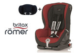 直邮中国Romer Duo Plus儿童安全座椅折后200欧送头枕