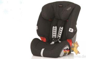 kidsroom热销产品推荐之Britax Römer 百代适安全座椅