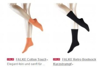 著名内衣袜品牌FALKE新年特价五折起