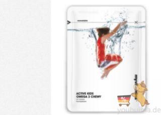 Myvitamins的omega 3儿童鱼油胶囊只需6,68欧