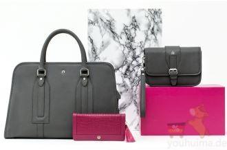 德国精品手袋与皮制腰带奢侈品品牌Aigner艾格纳四折起