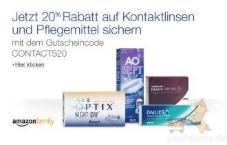 德国亚马逊爱尔康隐形眼镜和护理液全部8折