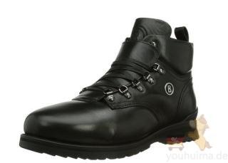 Bogner男士真皮纯羊毛内衬短靴原价379欧,现价269,99欧