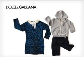 Dolce&Gabbana男女儿童成衣四折起