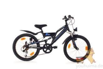 KS Cycling 20寸儿童自行车Zodiac RH 30 cm 7折起