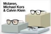 MICHAEL KORS、CALVIN KLEIN等奢侈大牌太阳眼镜四折起