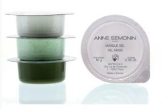 法国顶级专业面膜Anne Semonin四件套仅售20,40欧