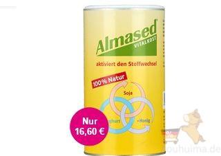 减肥减脂:德国Almased阿尔马塞德天然蛋白粉代餐粉
