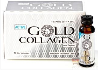 gold Collagen纯金胶原蛋白买二送一