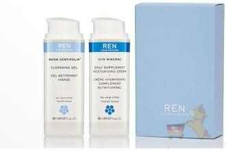 孕妇都能用的纯天然英国护肤品REN全线八折
