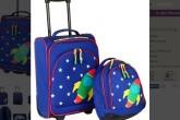 travelite卡通书包,旅行箱2件套装,出行萌萌哒