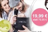 原价80欧的婴儿背带限时特价,只需19,99欧
