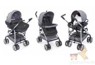 CHICCO志高婴儿车三件套只需329,90欧