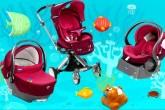 Chicco智高婴幼儿汽车安全座椅、手推车等三折起