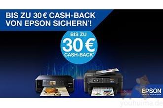 conrad购epson打印机最高送30欧元返利