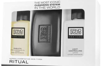 Erno Laszlo奥伦纳素黑皂清洁套装仅需54,92欧