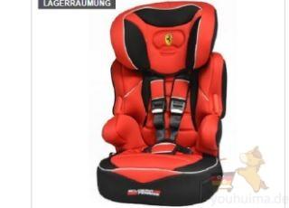 法国FERRARI法拉利儿童座椅只需69,90欧