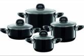 原价349欧的Silit半陶锅四件套现价仅需197,82欧