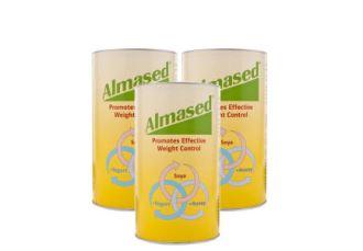 减肥圣器Almased代餐蛋白粉三罐仅售49,45磅