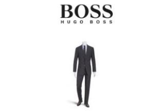 hugo boss男装5折起,5月4号前还有30欧优惠码可用