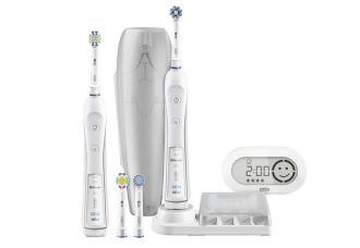 原价260欧的德国博朗BRAUN Oral-B PRO 6500系电动牙刷套装仅售123欧