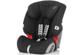 儿童汽车安全座椅百代适Britax现价降至99,99欧