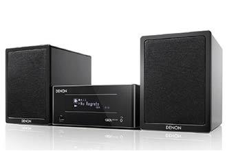 天龙Denon Ceol N4组合mini音响6折只要259欧元