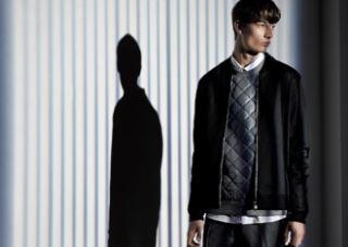 纽约名牌DKNY男士西装西裤低至三折