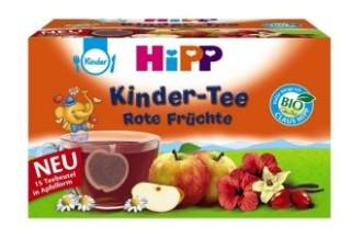 Hipp喜宝纯天然清火气水果茶90份包装仅需10,74欧