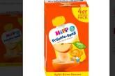 hipp 纯水果吸吸乐新包装优惠上市啦