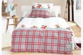 XXXLshop床上用品大打折,纯棉枕套被罩套装只需24,99欧
