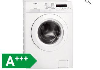 AEG全自动7公斤容量A+++超级节能洗衣机仅售289欧
