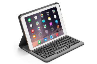 ipad air 2适用键盘保护套自带蓝牙功能5折啦