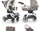 """babyprofi:婴儿车中的""""宝马""""Teutonia三件套直降180欧"""