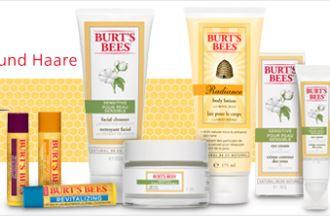 平价纯天然护肤品Burt's Bees小蜜蜂低至七折