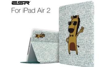 可爱的卡通ipad air多功能保护套来啦,只要15.99欧