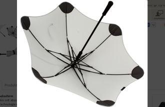 blunt来自新西兰吹不翻的自动伞