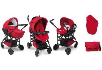 Chicco智高Trio三合一全功能婴儿手推车套装仅售421,85欧