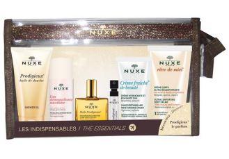 nuxe限量超值6件套保养旅行装惊爆价只要7.95欧