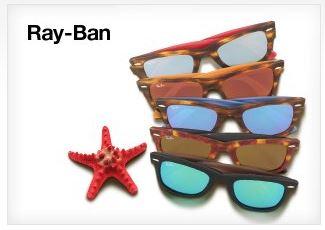 美国Ray-Ban经典太阳眼镜2015年新款降至七折